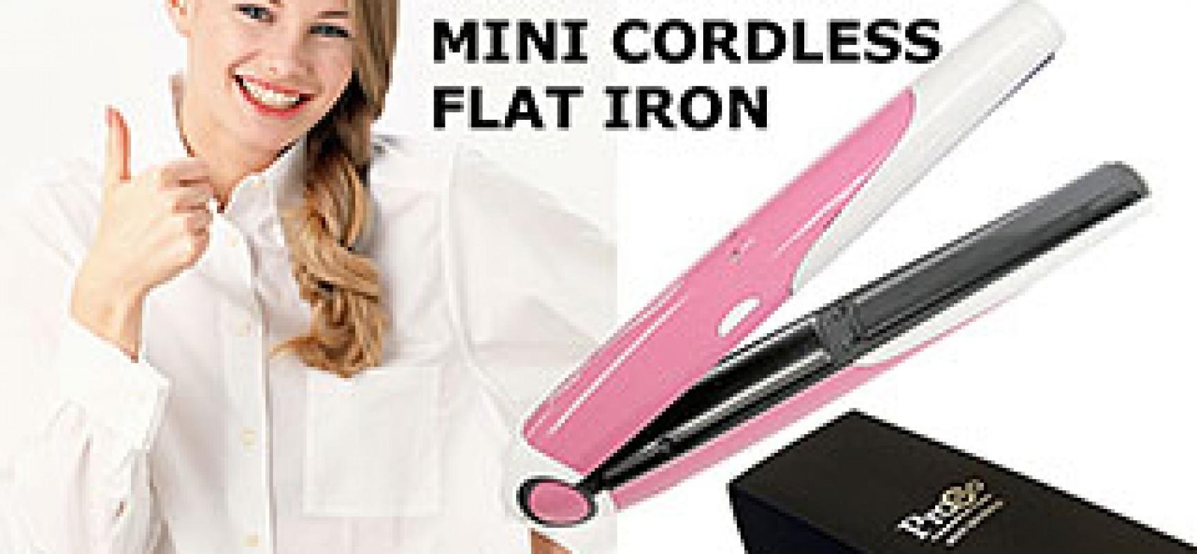 Best cordless flat irons