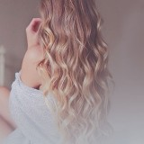 Sock Hack for the Perfect Curls