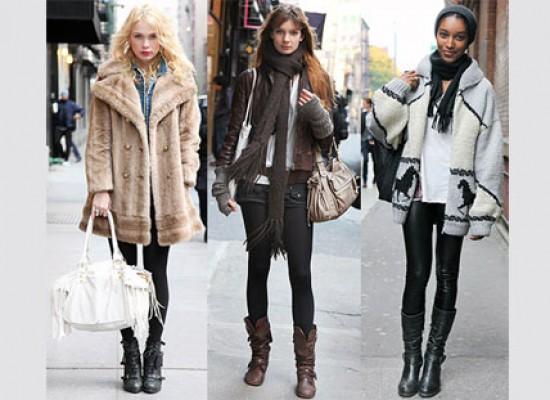 Layering Fashion This Fall